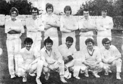 "Steeton 1st XI 1976 • <a style=""font-size:0.8em;"" href=""http://www.flickr.com/photos/47246869@N03/19065441894/"" target=""_blank"">View on Flickr</a>"