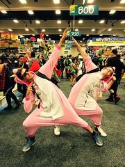 Seen at Comic-Con (Patreesh*) Tags: san comic sandiego diego comiccon con