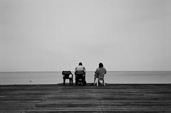 guard. (Mani Peric) Tags: travel sea lund film 35mm sweden north baltic sverige scandinavia malm ilford norse resund lomma thisisscandinavia