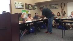 Junior Garcia teaching Hidatsa Methods Level 1