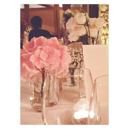 08.08.15 • mariage | bouquet de la mariée | table E