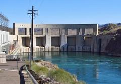 Parker, Arizona (Jasperdo) Tags: california arizona history architecture dam roadtrip coloradoriver artdeco parker parkerdam