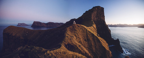 Kallur Lighthouse - Kalsoy