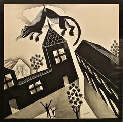 "The tragedy of ""Dona Ajada"" - V - The crime of furious- José de Almada Negreiros (1893-1970) (pedrosimoes7) Tags: josédealmadanegreiros caloustegulbenkianmuseum moderncollection lisbon portugal creativecommons cc museu musée museum magiclantern lanternamágica salvadorbacarisse manuelabril ✩ecoledesbeauxarts✩"