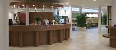 Rabobank Bladel - 01 (Herman Thijs B.V. Interieurbouw) Tags: balie hermanthijsbvinterieurbouw kantoren