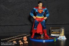 MezcoPreview_2017_1 (SkeletonPete) Tags: mezzotoyz actionfigures marvelcomics dccomics batman superman doctorstrange spaceghost one1217dc