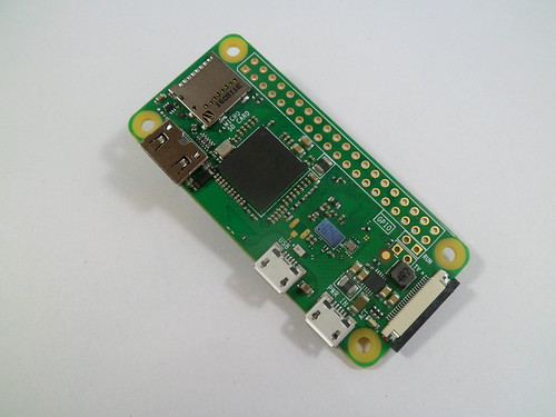 Raspberry Pi Zero W by lespounder, on Flickr