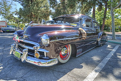 9th Annual Rockabilly Festival & Car Show - Pitzer College (dmentd) Tags: hotrod streetrod custom chevrolet