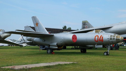 Ilyushin Il-28 in Monino