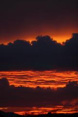 Sunset 3 5 2017 #13 (Az Skies Photography) Tags: sun set sunset dusk twilight nightfall cloud clouds sky skyline skyscape red orange salmon golden gold black rio rico arizona az riorico rioricoaz arizonasky arizonaskyline arizonaskyscape arizonasunset canon eos rebel t2i canoneosrebelt2i eosrebelt2i march 5 2017 march52017 3517 352017