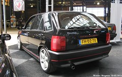 Fiat Tipo 2.0 i.e. Sedici Valvole 1992 (XBXG) Tags: auto old italy classic netherlands car vintage italian automobile italia fiat nederland voiture 1992 20 ie paysbas ancienne tipo youngtimer evenement italienne ulft foreveryoung valvole sedici fiattipo fhdz78