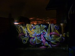 solooromansha (turn iou) Tags: graffiti oro iou cerillo graffiticolombia graffitimedellin graffitilatino
