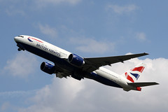 Boeing B772 British Airways G-VIIK (Not that grumpy) Tags: british boeing airways b772 gviik