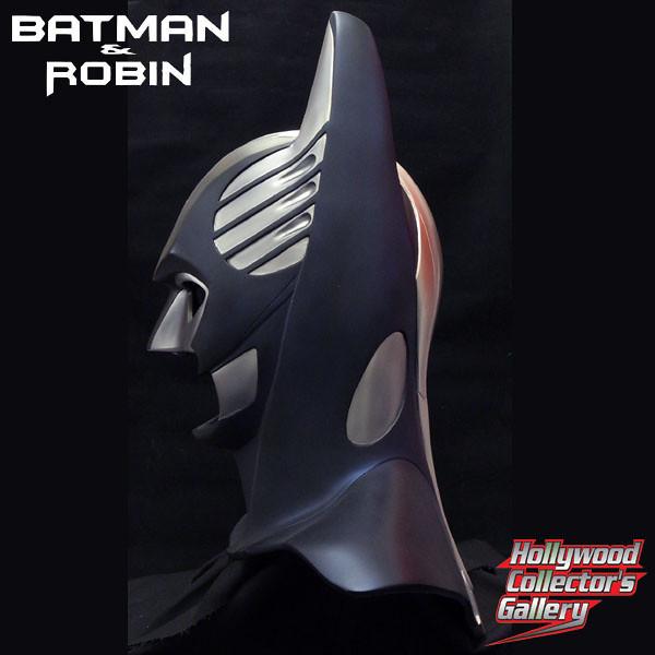 【蝙蝠俠4:急凍人】1:1 蝙蝠俠面具