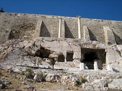 118 - Acropolis cave - Panagia Chrysospiliotissa (Scott Shetrone) Tags: other events places athens parthenon greece monuments acropolis 5th anniversaries