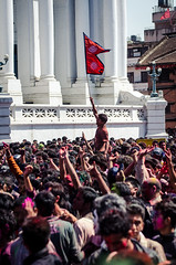 Holi festival, Kathmandu, Nepal (Andrew Taylor Photography) Tags: nepal colour festival crowd celebration kathmandu subject colourful festivity holi royalpalace durbarsquare hanumandhoka happyholi basantapurdurbarsquare colouredpowder nepalflag playholi