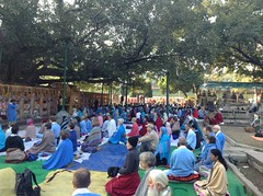 International Order Convention meditators 2013