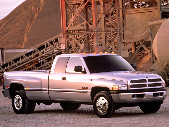 club cab pickup dodge ram 3500