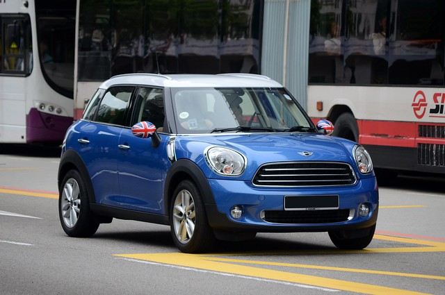singapore mini cooper countryman