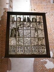 Witra (magro_kr) Tags: church temple poland polska stainedglass gdansk danzig gdask kosciol koci pomorze swiatynia pomorskie witraz witynia witra