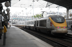 Paris Gare du Nord (Mikez2605) Tags: paris station train gare eurostar trains du class nord tgv 373 sncf