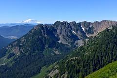 Huckleberry (nwpuzzlr) Tags: mountain hiking cascades pct huckleberry hikes2013