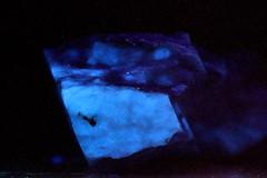 Maaslp Haapaluomasta UV:ssa (Henri Koskinen) Tags: finland uv mineral ultraviolet feldspar microcline mineraali maaslp haapaluoma mikrokliini