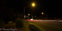 Friday night at Tom Uglys Bridge Sydney (600tom) Tags: longexposure bridge cars night nikon