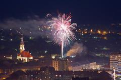 Vrsac (branimir.juga) Tags: panorama night canon fireworks breg vojvodina banat vatromet vidikovac vrsac werschetz vrsacki