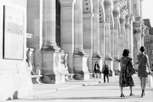 Shopping au Louvre