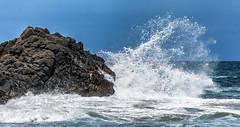 Alter Ego (Atari2600l) Tags: costa beach venezuela playa cielo vargas roca seasky marpiedra