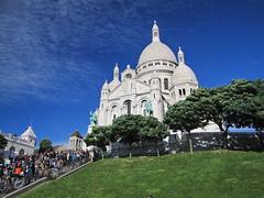 Paris, France - IMG_5235 (Captain Martini) Tags: cruise paris france cruising montmartre sacrecoeur celebritycruises celebrityinfinity