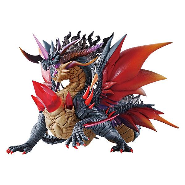 【360度鑑賞模式】龍族拼圖五星「混沌惡魔龍」立體化!