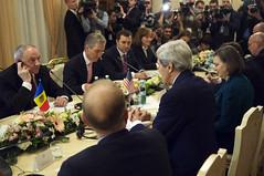 Secretary Kerry Addresses Moldovan President Timofti (U.S. Department of State) Tags: johnkerry chisinau moldova nicolaetimofti
