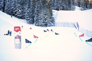 Audi FIS Ski Cross World Cup - Nakiska Ski Area, Dec 7th 2013