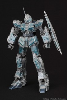 MG Clear Full Armor Unicorn - Snap Fit 22 by Judson Weinsheimer