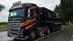B - Tradever Volvo New FH 750 GL (BonsaiTruck) Tags: new volvo camion trucks 2012 lorries lkw 750 tradever