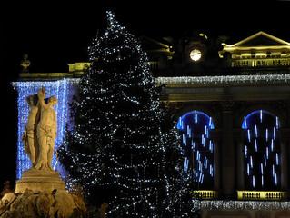 Montpellier (34), illuminations 2011