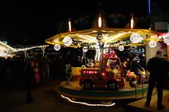 people at the christmas market (6) (BZK2011) Tags: carousel christmasmarket weihnachtsmarkt karlsruhe karussell