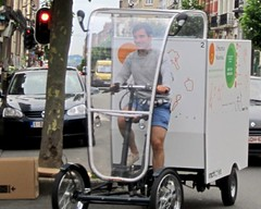 vrachtfiets-cargo-brussel (@WorkCycles) Tags: bike electric modern big workers box transport cargo brussel heavyduty ebike elektrische workcycles bezorg vrachtfiets pedalec bezorgfiets