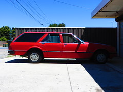 1985 Ford XF Falcon GL Wagon (RS 1990) Tags: re