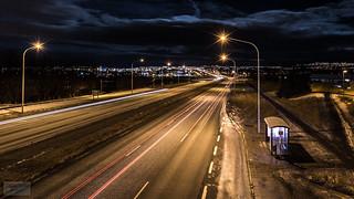Drive by Reykjavik