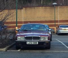Daimler 4.0 (auto) (VAGDave) Tags: auto 40 jaguar daimler xj6 xj40
