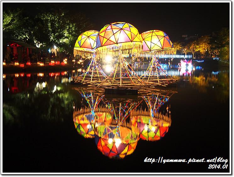 月津港燈節1