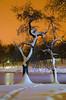 Cold Night 2 (dccalin05) Tags: lake snow cold nikon romania craiova nightlandscape platinumheartaward outstandingromanianphotographers ringexcellence dblringexcellence tplringexcellence eltringexcellence romanescuparc