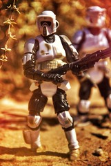 Scout Troopers (carlos.sisi) Tags: star starwars wars sisi hasbro scouttrooper toyphotography scouttroopers