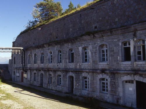 Fort du Télégraphe © P. Lemaitre - Fondation Facim