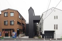 HOUSE IN SHAKUJII-KOEN: Go Hasegawa, Tokyo, Jul. 2013 (wakiiii) Tags: