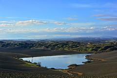 Landscape, lake.. and Siena! [EXPLORE]