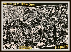 Sex Pistols 0123 (PostCardScan) Tags: punk postcard punkrock pil sidvicious anarchyintheuk stevejones holidaysinthesun johnnyrotten nancyspungen thesexpistols paulcook publicimageltd postcardscan johnlyndon